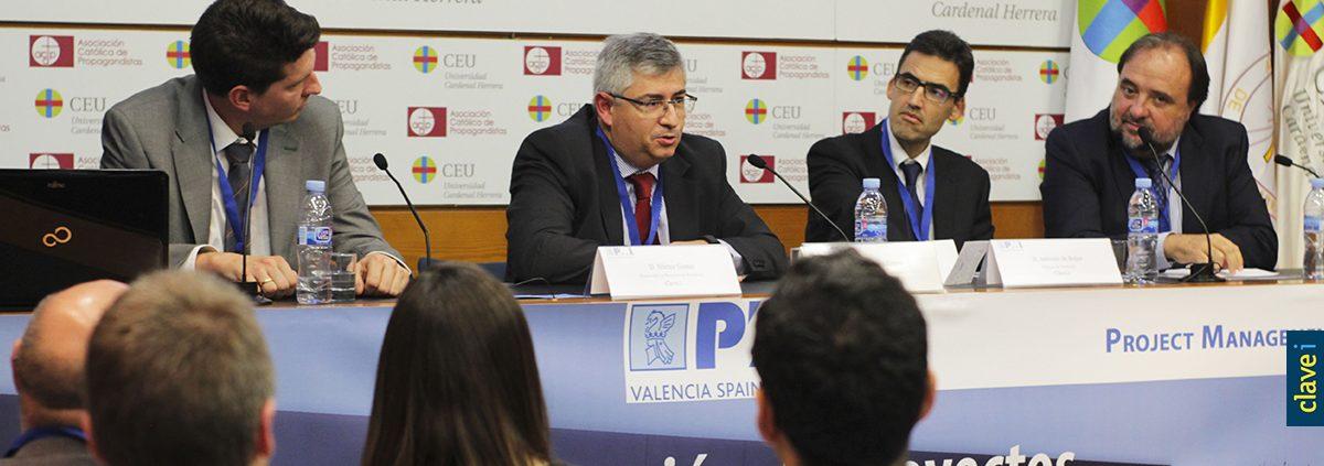 Premios PMI Valencia 2016