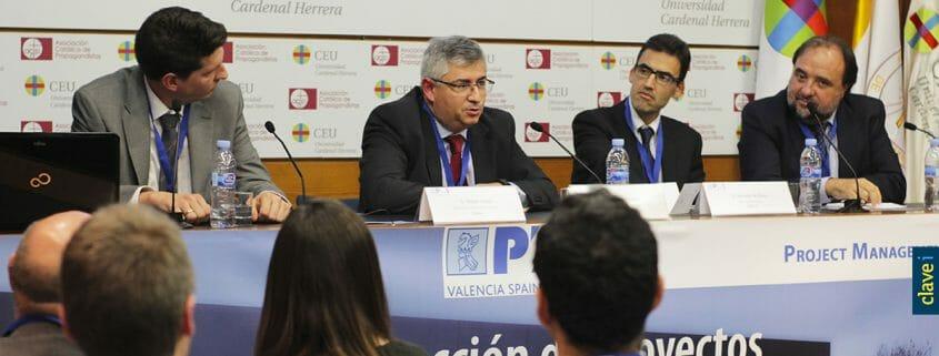 CLAVEi galardonada como mejor Dirección de Proyectos de 2016 por PMI Valencia