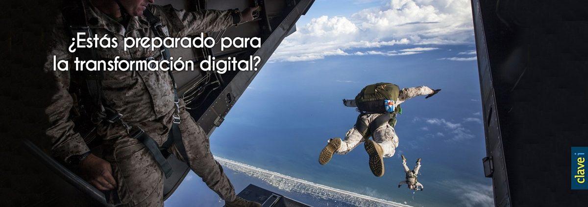 Preparándote para la transformación digital