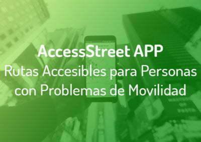 Equipo Clavei colabora en el Proyecto AccessStreet junto con Alumnos del Grado en Ingeniería Informática UA