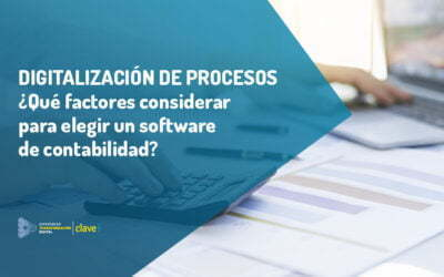 ¿Qué tener en cuenta a la hora de elegir un software de contabilidad?