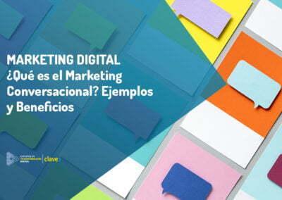 ¿Qué es el marketing conversacional?