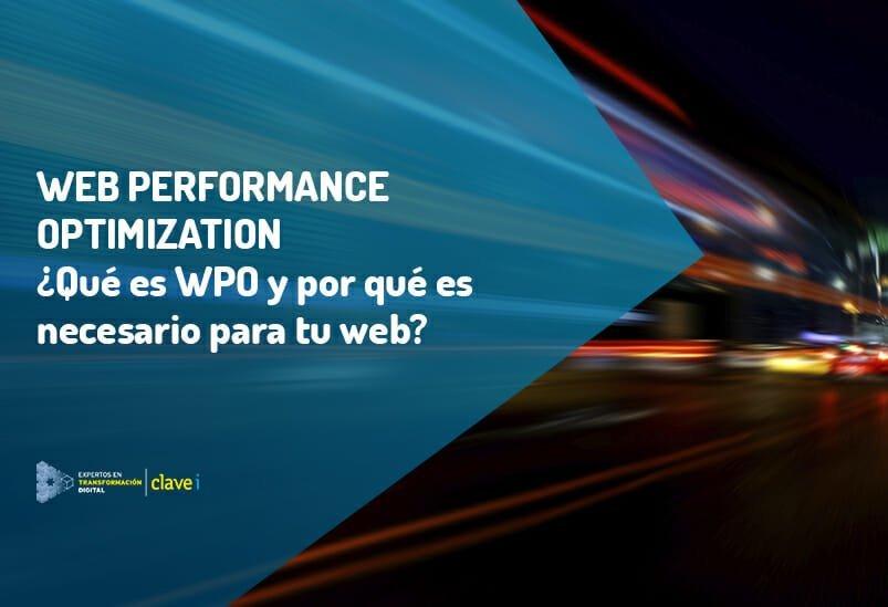 ¿Qué es el WPO y por qué es importante para tu web?