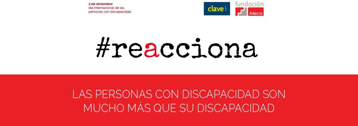 Campaña #reacciona
