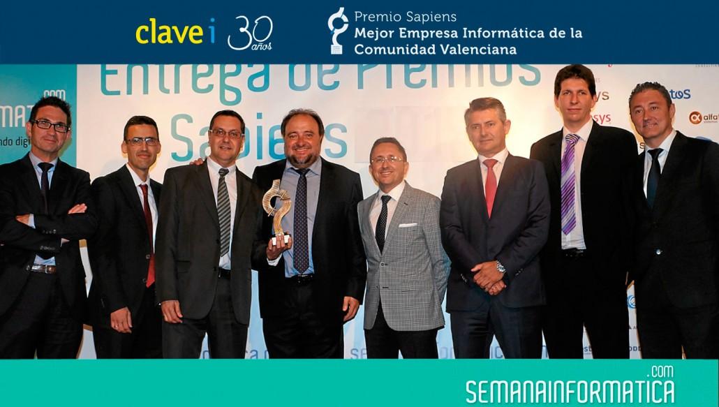 Premios Sapien de la Semana Informática 2015
