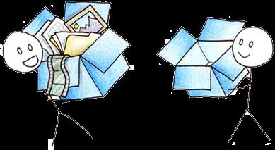 Compartir carpetas en Dropbox