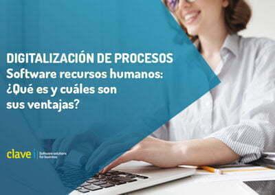 Software recursos humanos: ¿Qué es y cuáles son sus ventajas?