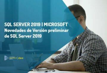 Novedades de SQL Server 2019 - SQL Server