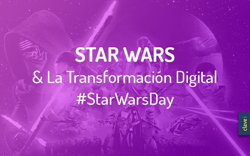 Star Wars Aplicado a La Transformación Digital