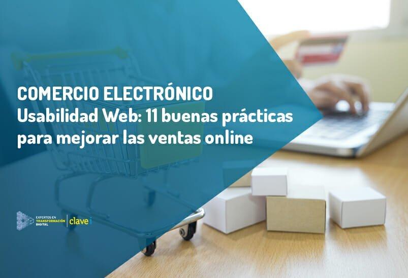 Buenas prácticas en usabilidad web para mejorar las ventas online