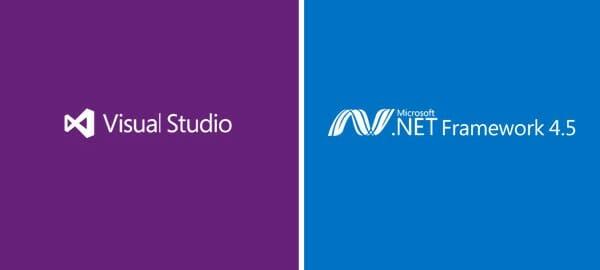 Visual Studio 2012 & .NET Framework 4.5 de Microsoft