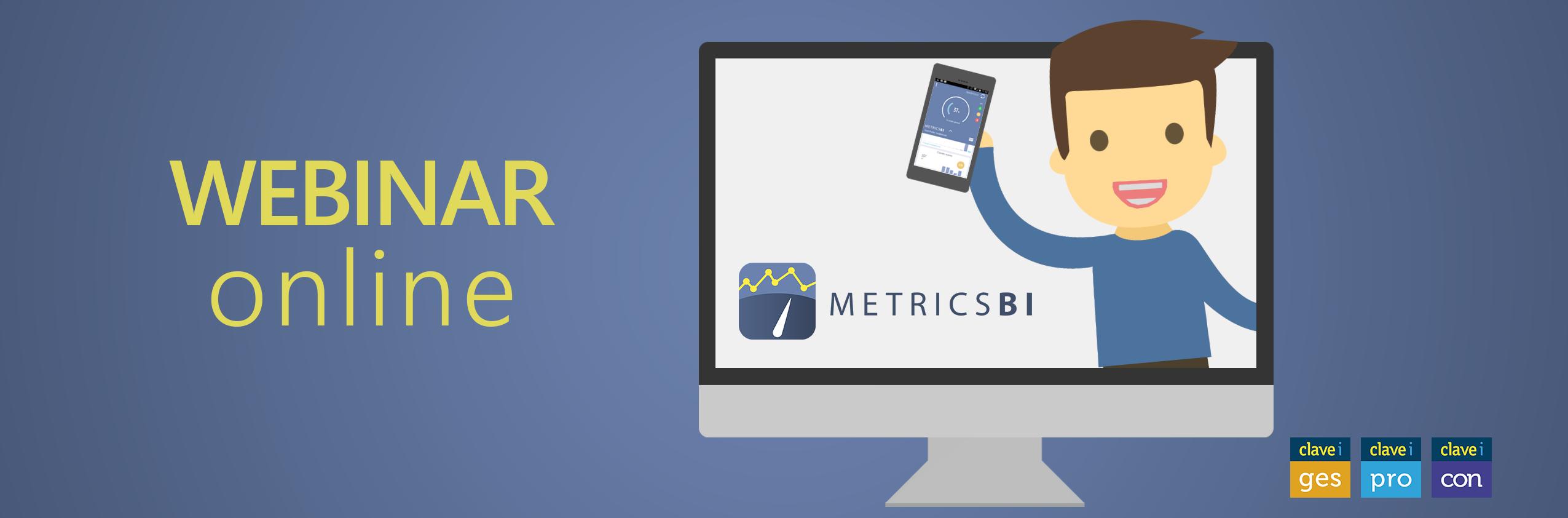 Webinar MetricsBI